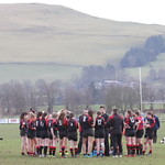 Girls v West Lothian