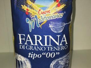 ALLERGENE NELLA FARINA DI GRANO TENERO