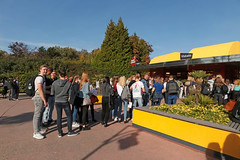 Entrance - Walibi Holland (Netherlands)