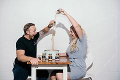 Anne und Stefan Lemcke - Gründer der Gewürzmanufaktur Ankerkraut