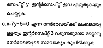 Plus One Maths Model Question Papers Paper 2Q21.1