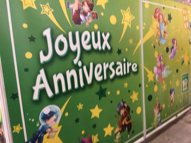 Japan Expo Sud 2019 : Exposition 10 ans Japan Expo Sud