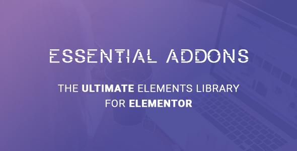 Essential Addons for Elementor v2.13.0
