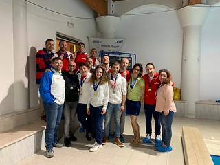 I master al Trofeo Aquarius di Canosa di Puglia
