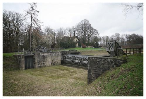 Historisches Sperrtor Fuestrup (Alte Fahrt, Dortmund-Ems-Kanal)