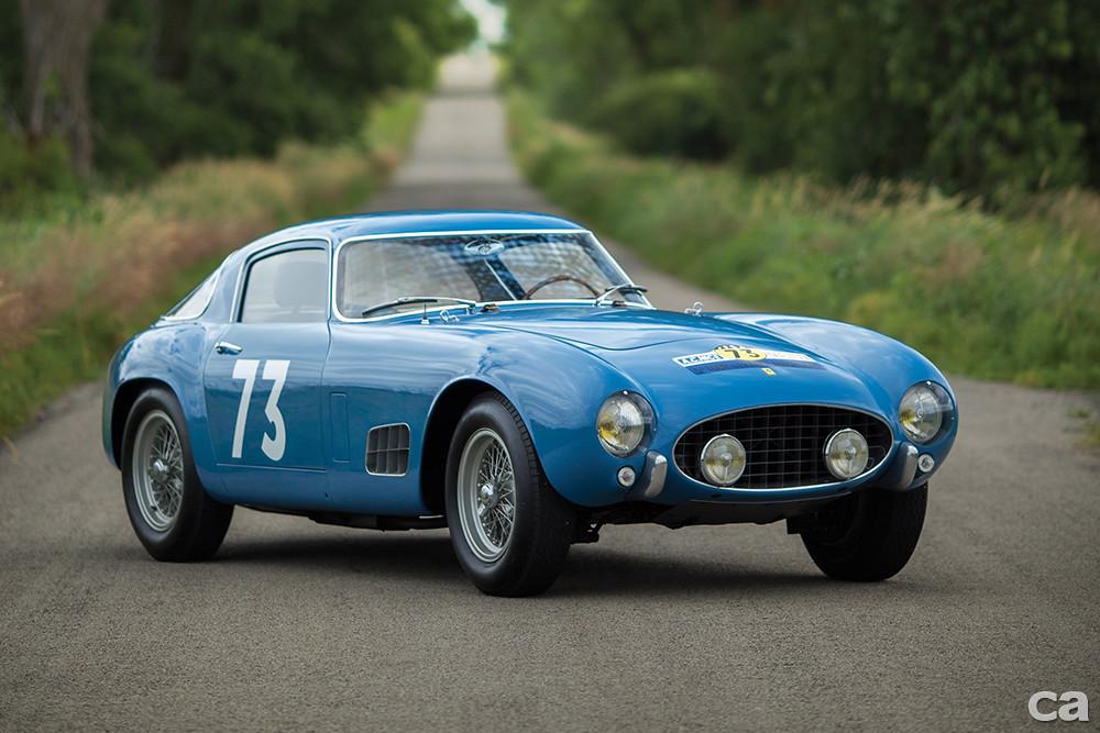 1956 Ferrari 250 GT Berlinetta Competizione 'Tour de France'