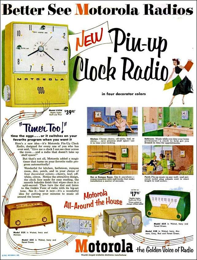 Motorola 1952