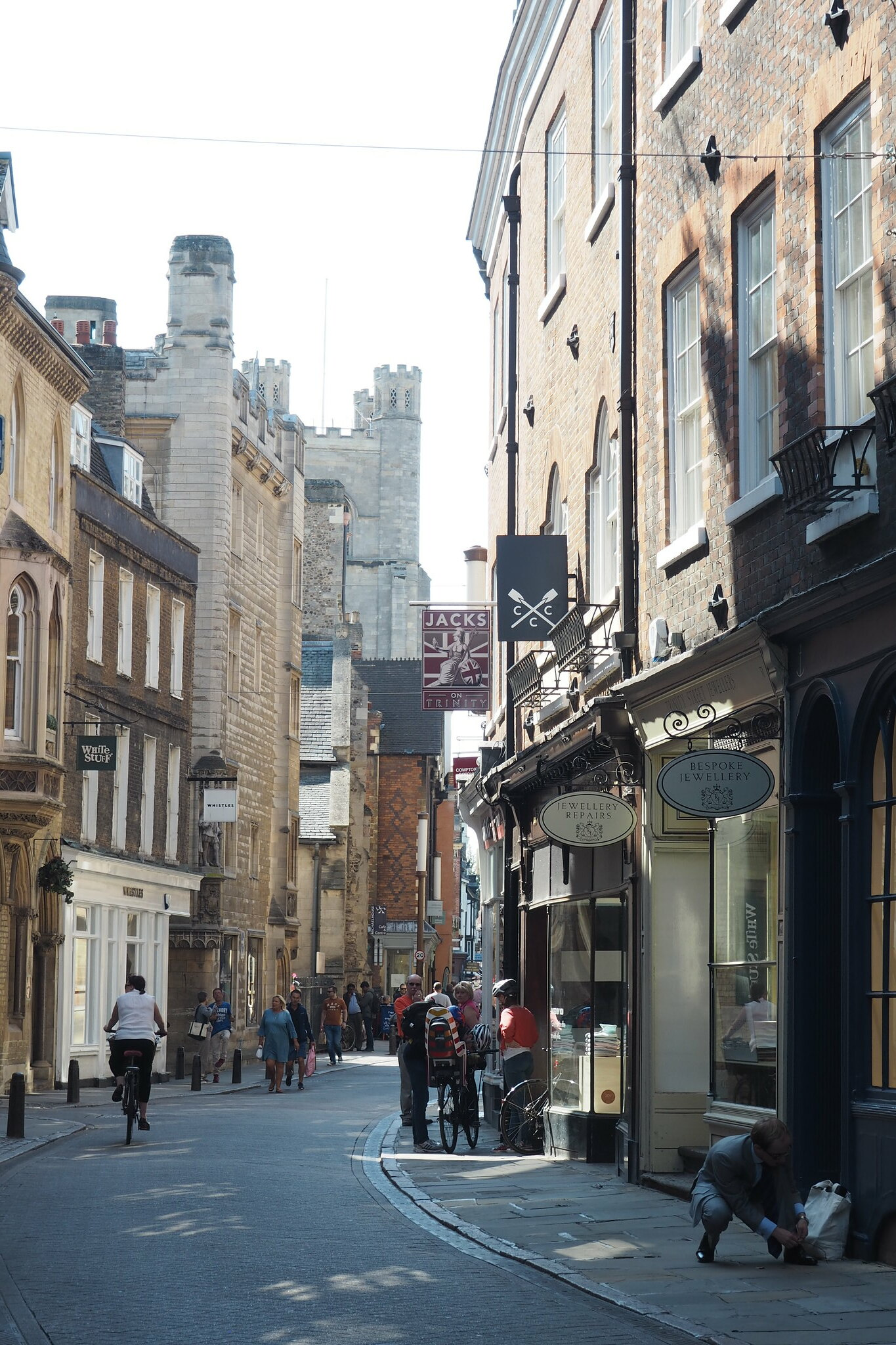 Cambridge city centre 2