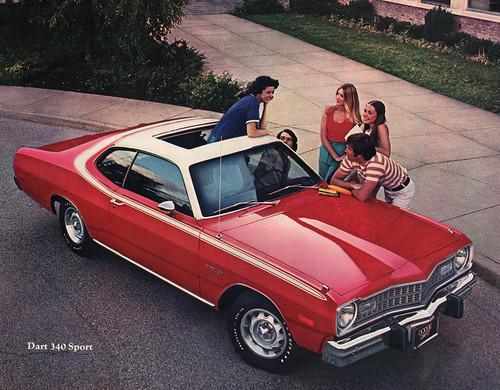 1973 Dodge Dart Sport 340