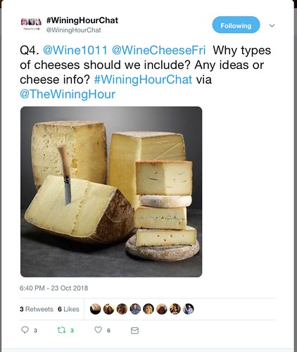 Wining Hour Chat with Wine101Hamden Question 4