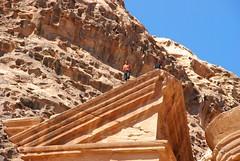 Jordania. Petra, la ciudad de los nabateos. Monasterio (22)