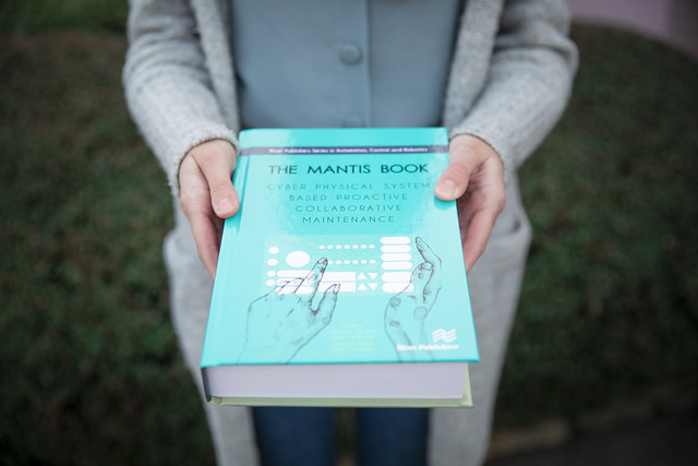 The  Mantis book
