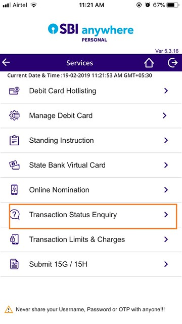 Solved] State Bank of India (SBI) BHIM UPI Payment Failed But Money  Deducted From Account | Topbullets - A Digital Notebook