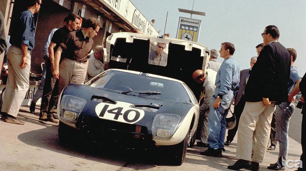 1964 Nürburgring 1000 Kilometres GT40