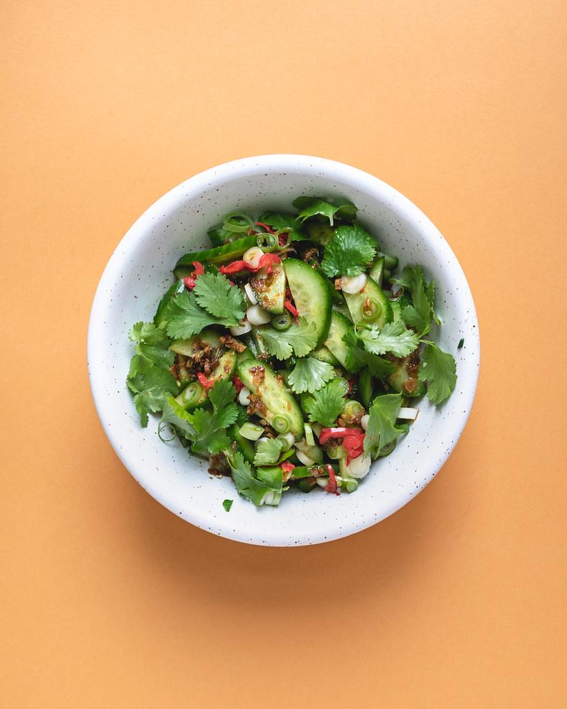 asiatisk-agurkesalat