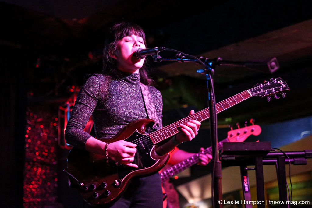 LI XI @ Bottom of the Hill, San Francisco 2/27/2019