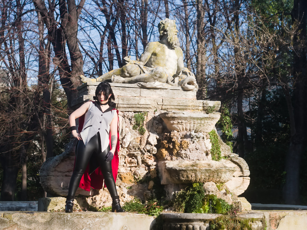 related image - Shooting RWBY - Jardin de la Magalone - Marseille -2019-02-22- P1499383