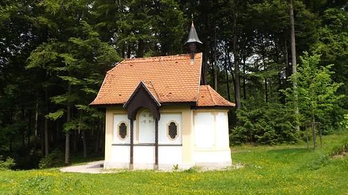 Hubertuskapelle bei Oberschönenfeld