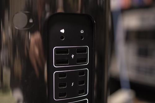 Mac ProのUSBポートがおかしい