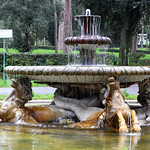 Fontana dei Cavalli Marini. Villa Borghese. Rome. Italy. IMG_3920 - https://www.flickr.com/people/60181667@N07/