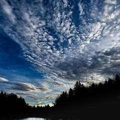 Wolken, Himmel / Clouds, sky