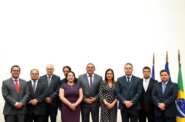 Eleição do Conselho Superior do Ministério Público (CSMP) e  ouvidora-geral