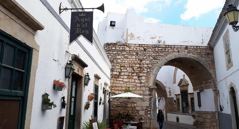 Restaurants in Faro, Portugal: Aqui d'el Rey   Mooistestedentrips.nl