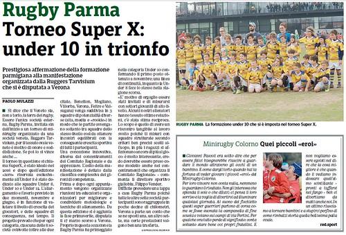 Gazzetta di Parma 27.03.19 - pag 41 - SuperX