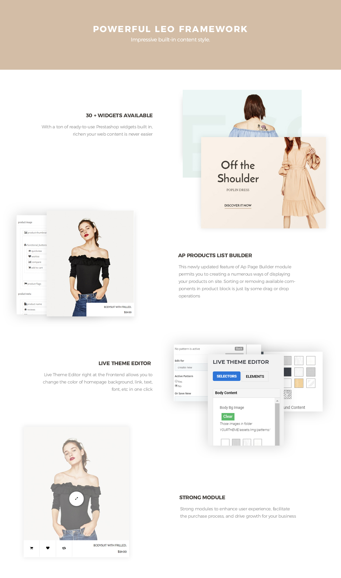 Powerful-Leo-Framework - Leo Mia_Clothing and Accessories Prestashop theme