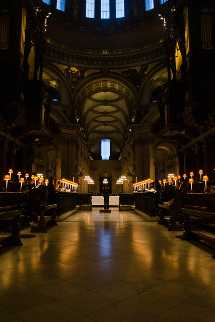 St Paul's Evensong