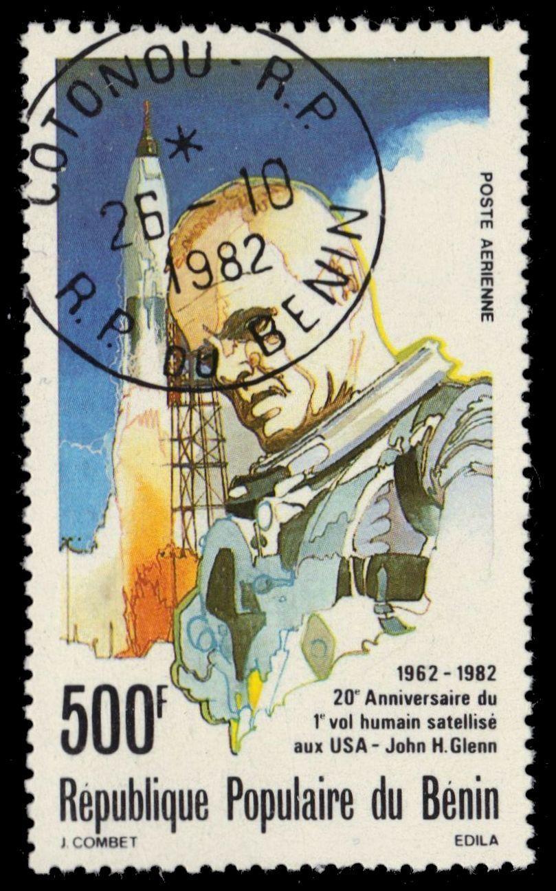 Benin - Scott #C298 (1982)