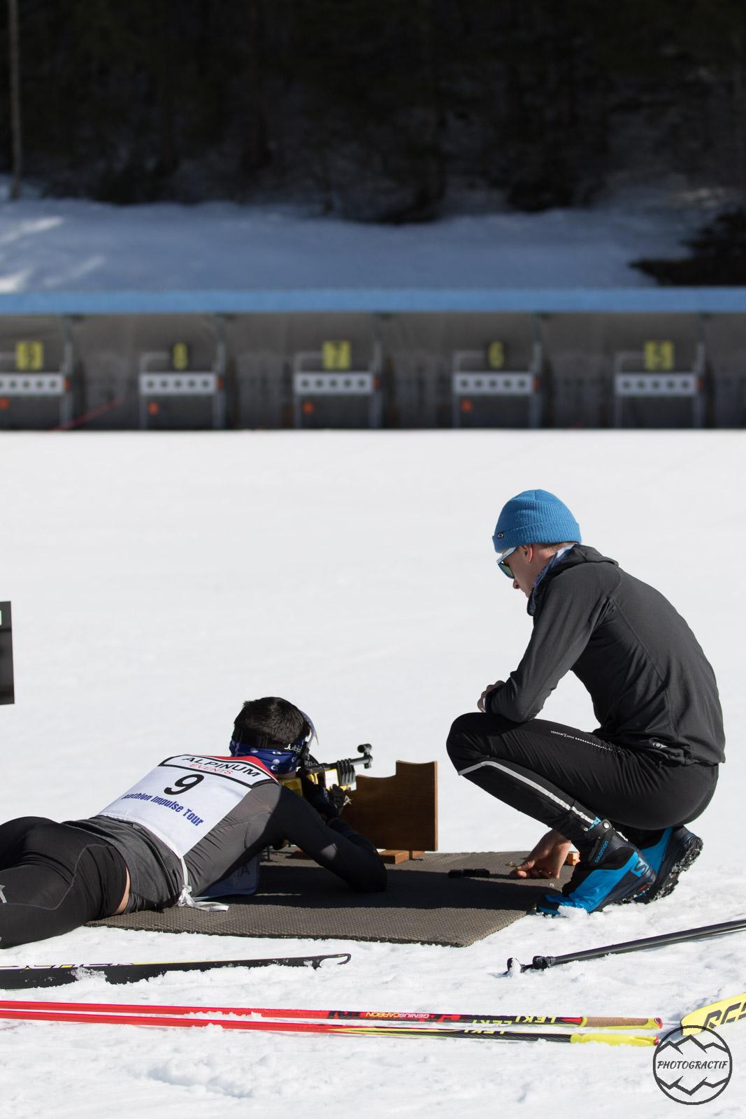 Biathlon Alpinum Les Contamines 2019 (29)