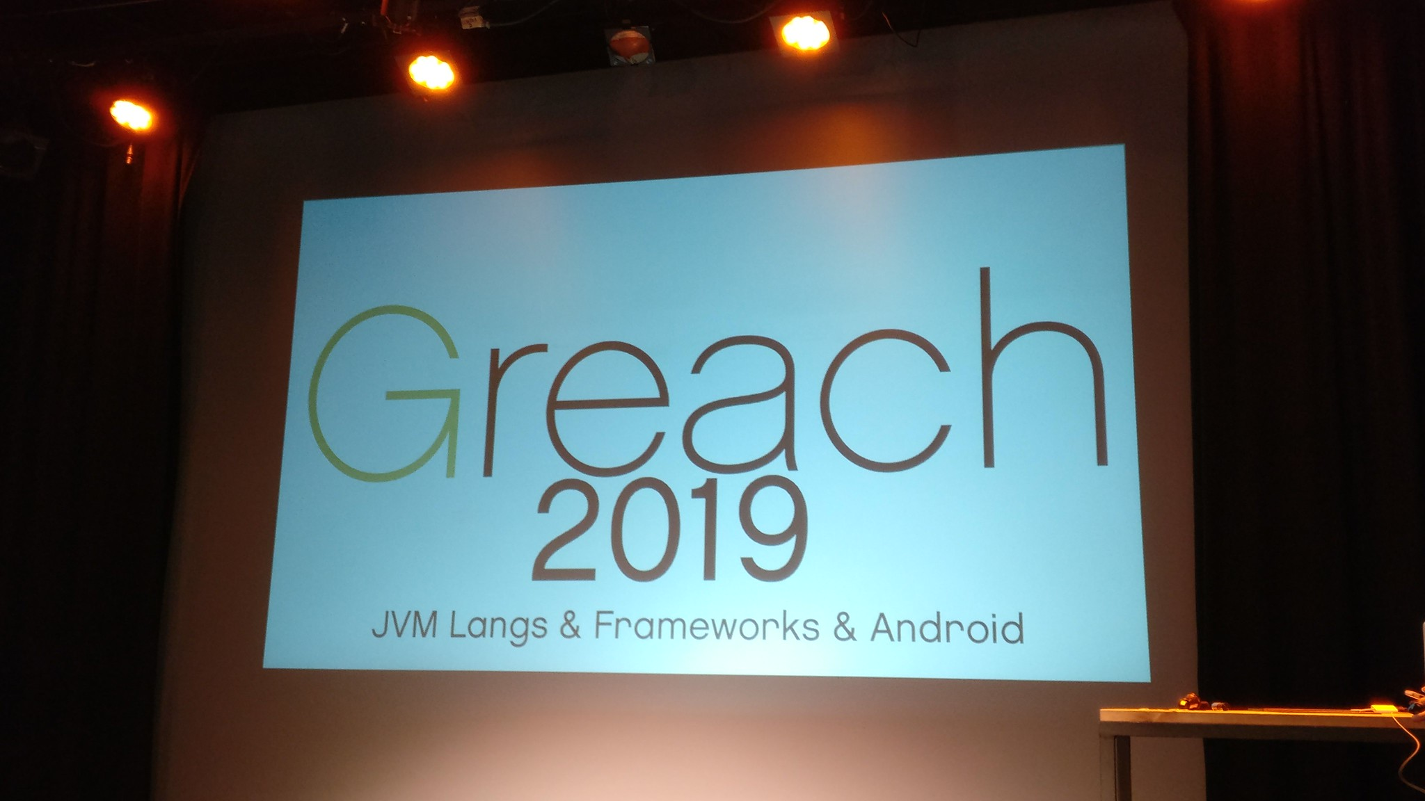 Greach Conference 2019