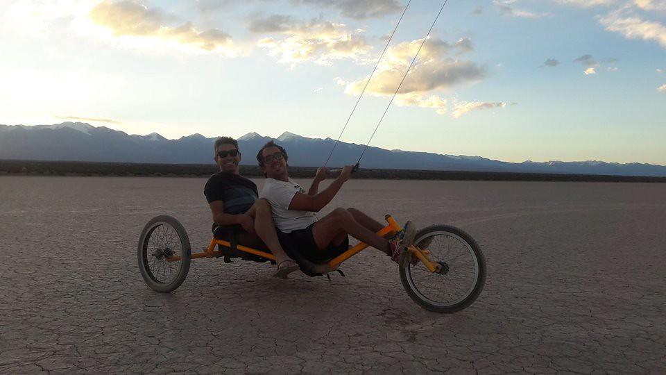 """""""Kite buggy"""""""