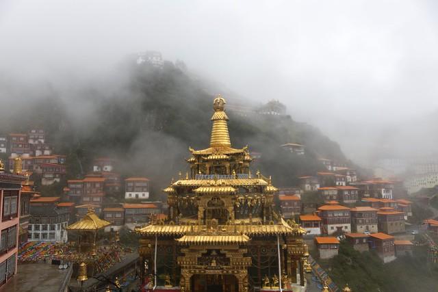 Katok Monastery, Tibet 2018