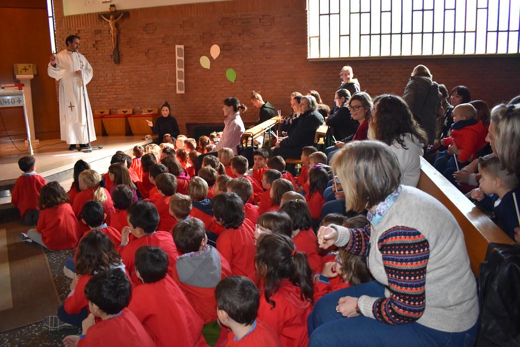 Candelaria Colegio Las Viñas 2019