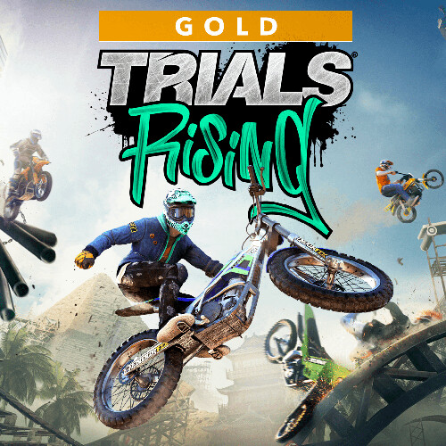 Trials Rising – Digital Gold Edition