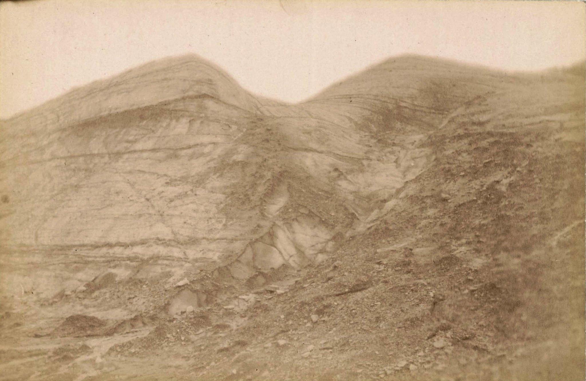 16. Ледники гор Хан-Тенгри. Ледник Мушкетова