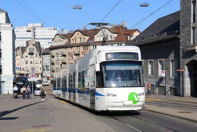 2019-03-23, Zürich, Bahnhof Enge / Bederstrasse