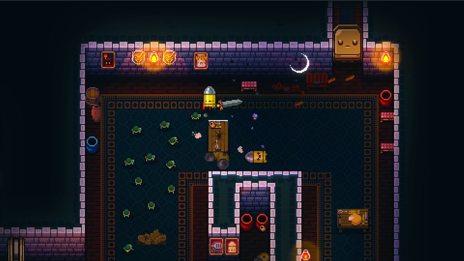 Enter the Gungeon: Farewell to Arms