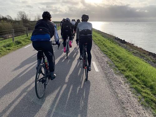 Rondje IJsselmeer . Laatste kans voor de Afsluitdijk