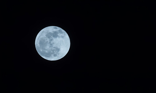 Full Cold Moon 2018
