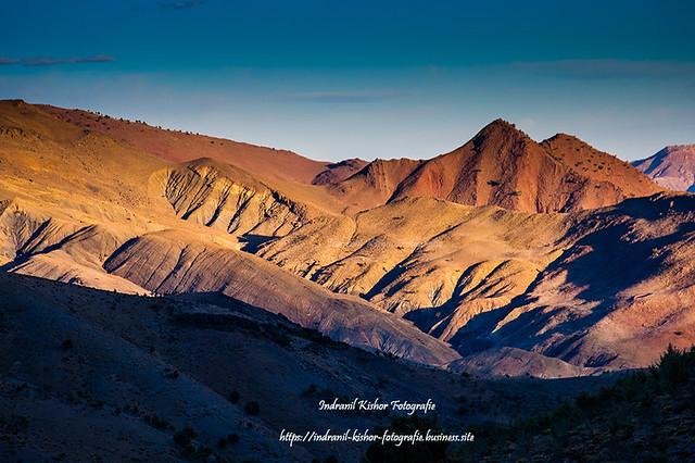 The Grand Atlas Mountain