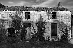 Série maisons abandonnées - Photo of Saint-Crépin