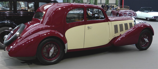 Bugatti Type 57 Coup, Panasonic DMC-TZ35