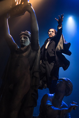 Quentin Oliver Lee - photo by Matthew Murphy. From Why You Need to See the Phantom of the Opera