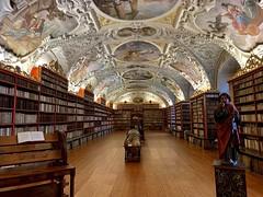 Library, Strahov Monastery