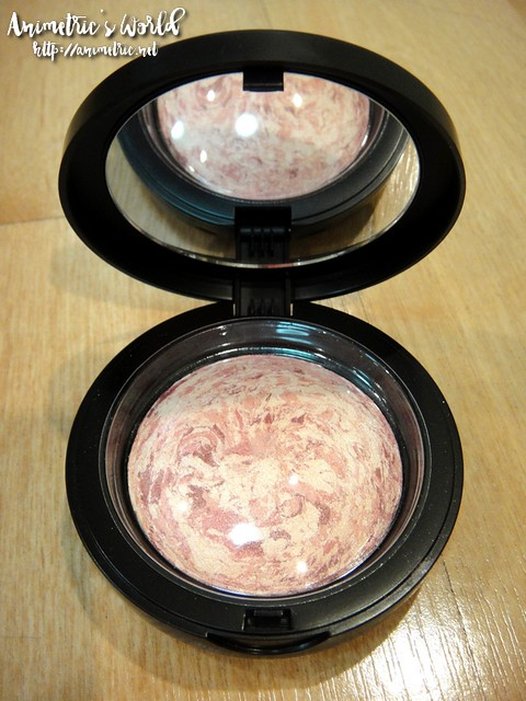 Mirenesse Marble Blush