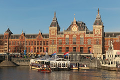 Centraal Station - Amsterdam (Netherlands)