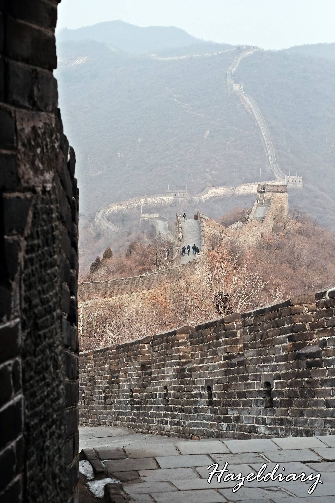 The great wall of china mutianyu section-2